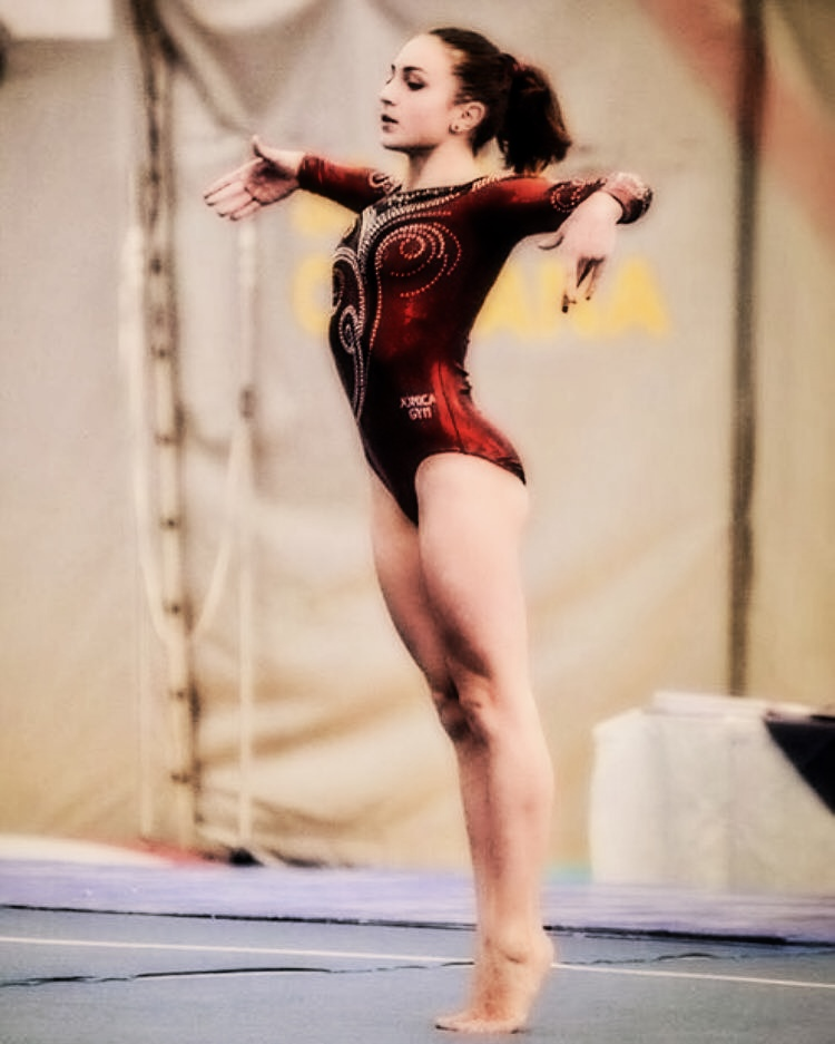 Caterina Vitale_Ginnastica Artistica_Aurora_sportmentalcoach