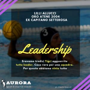 Lilli Allucci - Leadership al femminile